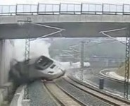 accident-train-espagne